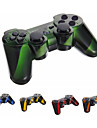 Traadloes Game Controller Til Sony PS3 ,  Bluetooth / Spillhaandtak / Originale Game Controller ABS 1 pcs enhet