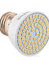 1pc 5W 500 lm E26/E27 Spot LED MR16 72 diodes electroluminescentes SMD 2835 Decorative Blanc Chaud Blanc Froid 6500K 10-30 V
