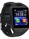 dz09 bluetooth smartwatch beroeringsskjerm kort posisjonering og foto intelligent paaminnelse for Android og IOS