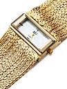 ASJ Women\'s Bracelet Watch Casual Watch Japanese Quartz Japanese Quartz Water Resistant / Water Proof Shock Resistant Copper BandCharm