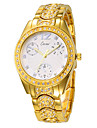 Damen Modeuhr Quartz Imitation Diamant Legierung Band Gold Rotgold Gold Rotgold