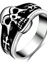 Men\'s Statement Rings Ring Costume Jewelry Titanium Steel Jewelry For Party Daily Casual