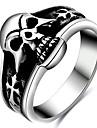 Муж. Массивные кольца Кольцо бижутерия Титановая сталь Бижутерия Назначение Для вечеринок Повседневные