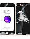 Protecteur d\'ecran Apple pour Verre Trempe 1 piece Ecran de Protection Avant & Arriere Motif
