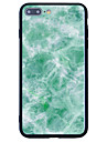 Case For Apple Pattern Back Cover Marble Hard Acrylic for iPhone 7 Plus iPhone 7 iPhone 6s Plus iPhone 6 Plus iPhone 6s iPhone 6 iPhone