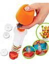Kunststoff DIY Mold Kreative Kueche Gadget Kuechengeraete Werkzeuge Fuer Obst