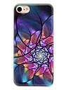 용 IMD 케이스 뒷면 커버 케이스 기하학 패턴 소프트 TPU 용 Apple 아이폰 7 플러스 아이폰 (7) iPhone 6s Plus/6 Plus iPhone 6s/6 iPhone SE/5s/5