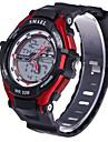 Мужской Спортивные часы Нарядные часы Модные часы электронные часы Наручные часы Крупный циферблат Цифровой силиконовый ГруппаС