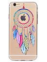제품 iPhone X iPhone 8 케이스 커버 투명 패턴 뒷면 커버 케이스 포수 드림 소프트 TPU 용 Apple iPhone X iPhone 8 Plus iPhone 8 아이폰 7 플러스 아이폰 (7) iPhone 6s Plus iPhone
