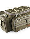 Fishing Tackle Bag Tackle Box Multi-Functional Waterproof Dust Proof Polyester Nylon