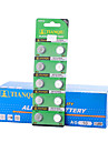 TMMQ AG10 Coin & Button Cell Alkaline/Alkaline Battery 1.55V 40 Pack