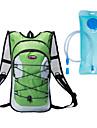 12 L mochila para Esportes Relaxantes Acampar e Caminhar Viajar Bolsas para Esporte Prova-de-Agua Vestivel Resistente ao Choque