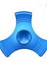 Fidget spinner brinquedo de liga de titanio rolamento ceramico tempo de rotacao de alta velocidade