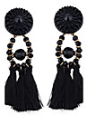 Women\'s Drop Earrings - Euramerican Fashion Round For Party Daily