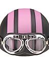 Meio Capacete Flexivel ABS capacetes para motociclistas