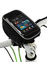 ROSWHEEL Сотовый телефон сумка / Бардачок на руль 5 дюймовый Сенсорный экран Велоспорт для iPhone 8/7/6S/6 / Водонепроницаемая застежка-молния