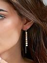 여성용 매달려 귀걸이 - 개인화, 패션, Euramerican 골드 / 실버 제품 파티 / 특별한 때 / 일상