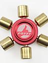FQ777 Спиннеры от стресса Ручной обтекатель Игрушки Шесть прядильщиков Высокая скорость Товары для офиса Сбрасывает СДВГ, СДВГ,