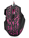 AM-868 Wired Gaming Mouse DPI Adjustable Backlit Programmable 1000/1600/2400/3200/5500