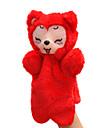 Marionnettes de Doigt Jouet Educatif Poupees Peluches Jouets Animal Animaux Tactel Enfant Pieces