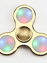 Fidget Spinner Hand Spinner Toys Tri-Spinner LED Spinner Plastic EDCStress and Anxiety Relief Office Desk Toys Relieves ADD, ADHD,