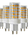 10W G9 LED a Double Broches T 86 SMD 2835 850-950 lm Blanc Chaud Blanc Froid Blanc Naturel 2800-3200/4000-4500/6000-6500 K Intensite