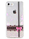 애플 아이폰 7 7 플러스 레이스 인쇄 반짝이 광택 패턴 흐르는 액체 하드 pc 6s 플러스 6 플러스 6s 6