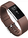 Watch Band for Fitbit Charge 2 Fitbit Sport Band Fluoroelastomer Wrist Strap