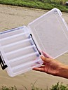 "Fishing Tackle Boxes Lure Box 2 Trays Plastics 20*6 3/4"" (17 cm)*4.5"