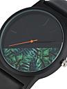 Hombre Reloj de Pulsera Chino Resistente al Agua / Creativo Piel Banda Encanto / Casual / Elegant Negro / Azul / Naranja