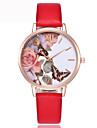 Dam Barns Frackur Modeklocka Armbandsur Armbandsklocka Unik Creative Watch Vardaglig klocka Kinesiska Quartz Vattenavvisande Färgglad