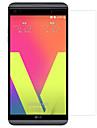Protecteur d\'ecran LG pour LG V20 Verre Trempe 1 piece Ecran de Protection Avant Durete 9H Haute Definition (HD)