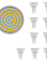 10pcs 5W 400lm GU10 GU5.3 LED Spotlight 80 LED Beads SMD 2835 Decorative Warm White Cold White 220-240V