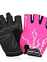 Спортивные перчатки Универсальные Перчатки для велосипедистов Весна Лето Велоперчатки Пригодно для носки Дышащий Впитывает пот и влагу