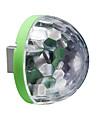 1pc Luzes USB LED Night Light Cores Multiplas USB Controle de Voz Cores Variaveis
