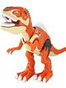 Animals Action Figures Light Up Toys Educational Toy Toys Tyrannosaurus Dinosaur Lighting Walking Simulation Large Size Electric Plastics