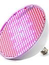 4000-5000 lm E27 Растущие лампочки 800 светодиоды SMD 3528 Синий Красный AC 85-265V