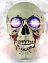 Череп звук контроль светящийся голос череп ужас такагизм игра реальная жизнь побег комната игра реквизит Хэллоуин реквизит
