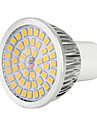 YWXLIGHT® 7W 600-700lm GU10 Spot LED 48 Perles LED SMD 2835 Decorative Blanc Chaud Blanc Froid Blanc Naturel 85-265V