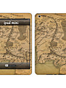 2 pcs Protecao Autocolante para iPad Pro 12.9\'\' Resistente a Riscos Anti Impressao Digital Borda Arredondada 2.5D Estampa De Plastico