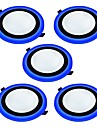 JIAWEN 6W 2835 LEDs Decorative LED Panel Lights Natural White Blue AC 85-265VV