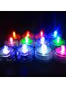 Aquarios Luz LED Mudanca Lampada de LED