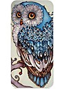 For iPhone X iPhone 8 iPhone 7 iPhone 7 Plus Case Cover Ultra-thin Pattern Back Cover Case Owl Soft TPU for Apple iPhone X iPhone 8 Plus