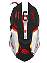 S100 Wired Gaming Mouse DPI Adjustable Backlit 1200 / 1600 / 2400 / 3200/5500