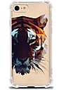 For iPhone X iPhone 8 Case Cover Ultra-thin Transparent Pattern Back Cover Case Animal Soft TPU for Apple iPhone X iPhone 8 Plus iPhone 8