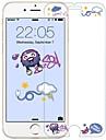 Protecteur d\'ecran pour Apple iPhone 8 Verre Trempe 1 piece Ecran de Protection Avant Haute Definition (HD) / Antideflagrant / Motif