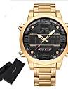 Men\'s Kid\'s Sport Watch Military Watch Digital Watch Japanese Quartz Alarm Calendar / date / day Chronograph Water Resistant / Water