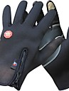 Sports Gloves Bike Gloves / Cycling Gloves Wearable Protective Full-finger Gloves Cloth Cycling / Bike Unisex