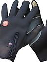 Спортивные перчатки Перчатки для велосипедистов Пригодно для носки Защитный Полный палец Ткань Велосипедный спорт / Велоспорт