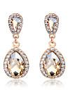 Women\'s Rhinestone Drop Earrings - Drop For Wedding Party